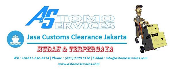 Customs Clearance Jakarta - Freight Forwarder - Jasa Import Undername
